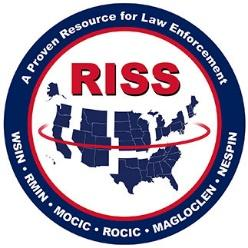 RISS logo - A proven resource for law enforcement.