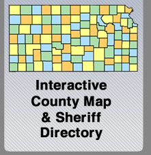 Interactive County Map & Sheriff Directory